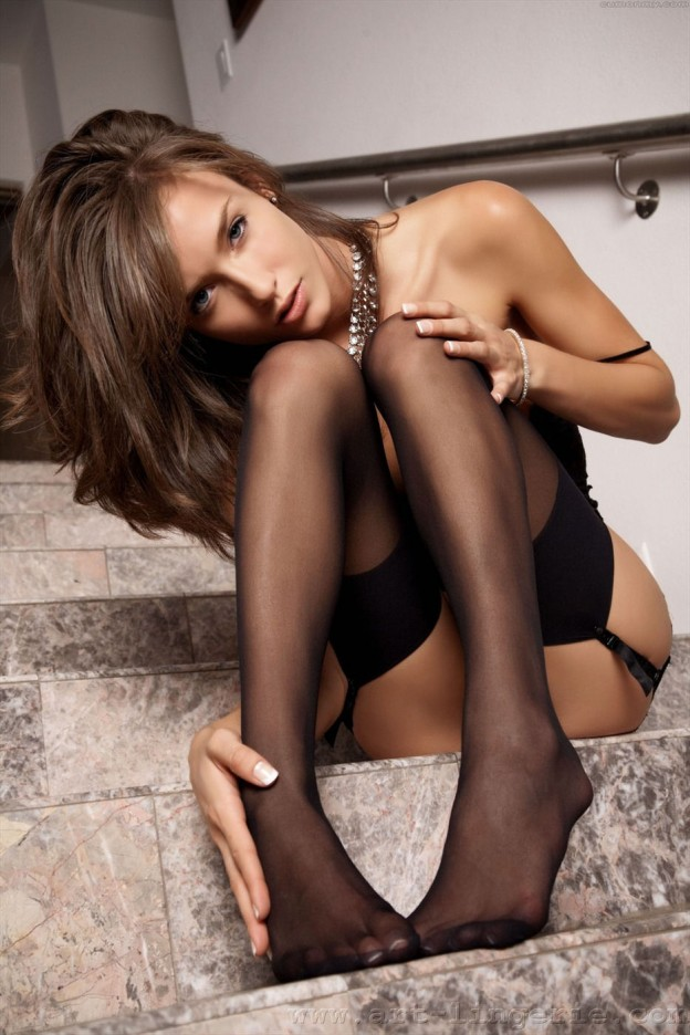 art-lingerie_Black_Lingerie_Black_Stockings_brunette_Malena_Morgan_meaty_met-nude_solo_stairs_stockings_10